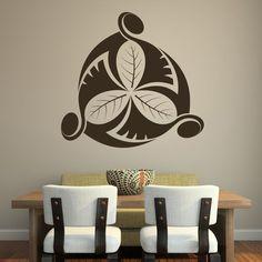 Free Patterns Wall Art | Leaf Pattern Wall Art Sticker Wall Art Decals Transfers | eBay