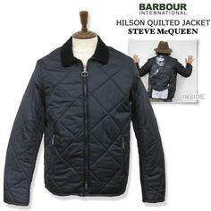 BARBOUR Babar HILSON QUILTED JACKET Hilson Quilted Jacket (Steve Mac Vienna) FW 2011 new products