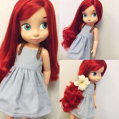 Doll Dress / Disney Animator Doll Ariel
