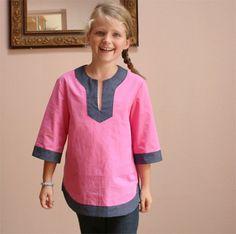 Gasparine · patrons de couture faciles pour femmes et enfants