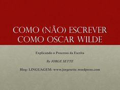 "Blog ""LINGUAGEM"": www.jorgesette.wordpress.com"