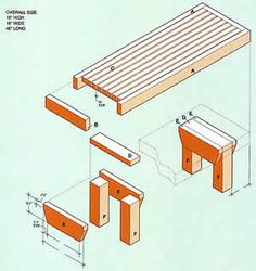 Woodwork How To Build Wood Bench On Deck PDF Plans