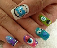 Personajes monster inc.
