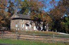 Washington Crossing Historic Park, Pennsylvania