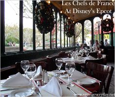 Disney Dining   Chefs de France at Epcot - http://www.savingeveryday.net/2013/06/disney-dining-chefs-de-france-at-epcot/