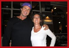 """My meeting Chad Smith - by Anouk Pappers   We all look at the man and woman sitting at the table eating a salad. """"Chad who?"""" I ask. """"Chad… You know Chad the drummer of the Red Hot Chili Peppers,"""" Anouk replies, """"I've been a huge fan of their music since I was 16. I'm sure it's him!"""" """"Well go say hello,"""" I say."""