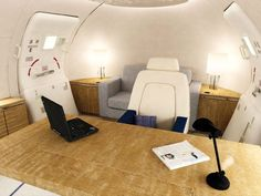 Lounging at 30,000ft: Bespoke Jet Interiors - Page 5   Luxury Insider - The Online Luxury Magazine