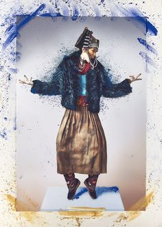 """Of Dust And Altaj's Parfume"" shot by Francesco Marongiu"