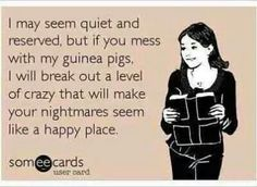 YES!!!!!!!!!!This so me!!!!!!!!!!❤️Don't mess with my piggy!!!!!!!