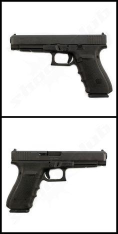 Glock 41 Pistole Gen 4 M.O.S - Kal. .45 Auto #Glock www.shoot-club.de