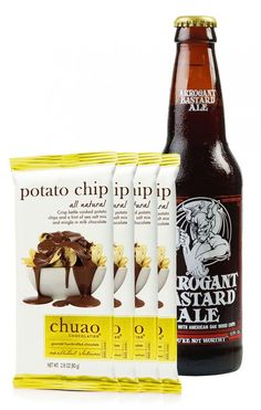 Awesome gift: Craft beer chocolate bar set
