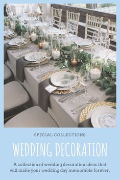 Liven Up An Individual's Wedding Ceremony Decoration With One Of These Spectacular Wedding Decoration Tips. Quite A Few Of Our Wedding Decoration Tips And Inspirations Are Made To Be Useful Also Decorating. #weddingdecoration