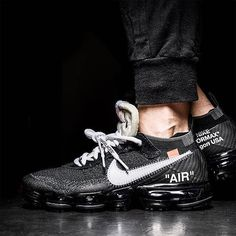 The OFF WHITE x Nike footwear collection is coming in September Vapormax, Air Max Blazer, Presto, and Air Jordan 1 will be available. Which are you looking forward to the most? New Sneakers, Custom Sneakers, Nike Footwear, Nike Shoes, Latest Shoe Trends, Air Max 90, Jordan 1, Behind The Scenes, Air Jordans