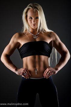 Sarah Backman - Swedish Armwrestling Champion
