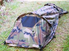 Brand New Ecotat Tent Blue