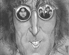 John Lennon... by Theo.