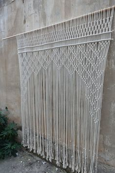 Macame curtain wedding decor Large macrame wall hanging macrame headboard Home Decor tapestry home decor boho wall art Wedding decor