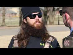 Duck Dynastys Jase Robertson at Oklahoma Christian...AMAZING interview with Jase!!! The Robertson family is a true inspiration to Christians!