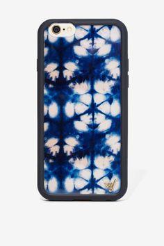 Wildflower Blue Indigo iPhone 6 Case - Accessories | Tech