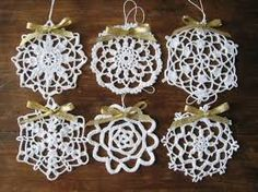 christmas crochet cover ornaments - Buscar con Google