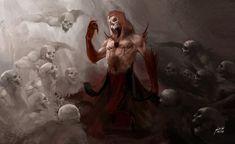 Necromancer by Angelum-Hybrid
