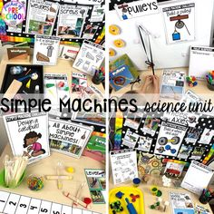 Little Learners Science Curriculum - Preschool, Pre-K, and Kindergarten - Pocket of Preschool Curriculum Mapping, Science Curriculum, Kindergarten Science, Preschool Classroom, Teaching Science, Science Activities, Preschool Crafts, Teaching Ideas, Montessori Elementary