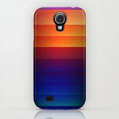 sunset Samsung Galaxy S4 case #Samsung, #galaxy,  #Samsunggalaxy, #cellphone, #smartphone, #smartphonecase. #sunset