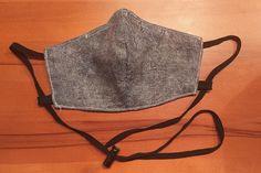 tesne popri kraji prešijeme, treba dávať pozor, aby spodná aj horná časť boli rovnako zahnuté. Horn, Drawstring Backpack, Backpacks, Bags, Fashion, Mascaras, Handbags, Moda, Horns