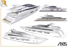 Yacht Design AXIS Design group