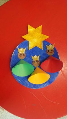 Bible Crafts For Kids, Christmas Crafts For Kids To Make, Holiday Crafts, Preschool Christmas Activities, Preschool Crafts, Christmas Nativity Scene, Kids Christmas, Epiphany Crafts, Daycare Crafts