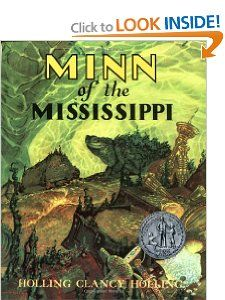 Minn of the Mississippi: Holling C. Holling: 0046442273992: Amazon.com: Books