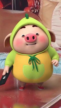 Haha daddy call me Pig Wallpaper, Cute Wallpaper Backgrounds, Cute Wallpapers, Pig Drawing, Pig Illustration, Disney Pixar Movies, Pig Art, Cute Pigs, Little Pigs