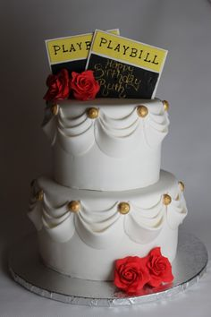 Broadway Cake