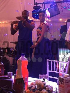 Pokello And Elikem Got Married, We Hear [And We Have Pics]