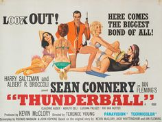 These Classic James Bond Movie Posters Have a License to Slay | Vanity Fair