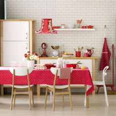Kitchen Color Inspiration - Ideal Home