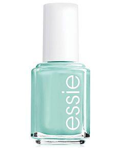 essie nail color, mint candy apple - Makeup - Beauty - Macys