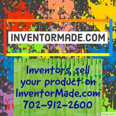 Inventors, sell your product on InventorMade.com 702-912-2600 #inventormade #inventorprocess #shopping #store French Tip Dip, Leash Aggression, Ladder Accessories, The Inventors, Achieve Success, How To Stay Motivated, Renewable Energy, Audio Books, Inventions