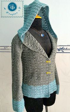 [Free Pattern] This Hoodie Is The Perfect Way To Get The Girl Next Door Look