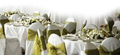Event planning in banquet hall
