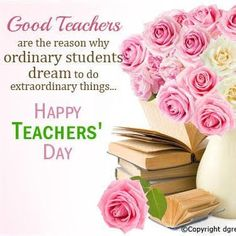 Happy Teacher's Day Wishes _ Happy Teacher's Day Messages and SMS - New Happy Quotes Greetings For Teachers, Happy Teachers Day Message, Teachers Day Greeting Card, Message For Teacher, Teacher Stuff, Teacher Gifts, Birthday Wishes For Teacher, Birthday Messages, Happy Birthday Wishes