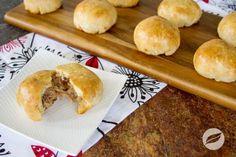 Wildtree's Chinese BBQ Pork Buns Recipe