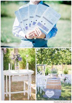 Green Villa Barn & Garden Wedding // Independence Oregon Wedding // Country Barn Wedding // Wedding Photographer   Imago Dei Photography   Xiomara Gard paper fan and lavender wine barrel