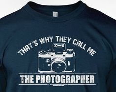 Photographer t-shirts - Google Search
