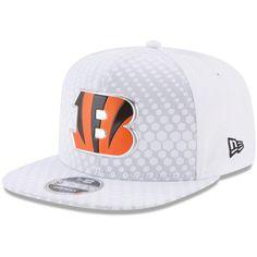 67f7d701ce9228 Cincinnati Bengals New Era Youth 2017 Color Rush Snapback Adjustable Hat –  White