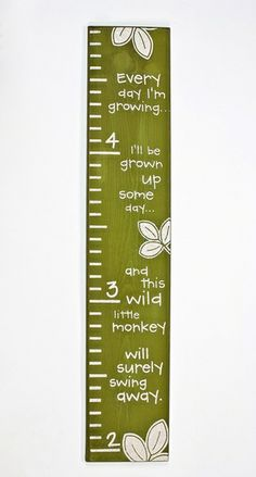 Leaf Growth Chart