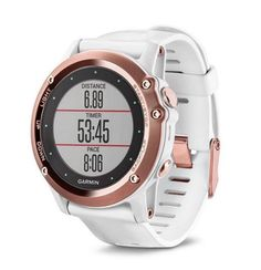 garmin fenix 3 rose gold. IF I was to spend this much on a running watch, this is the one I would get.