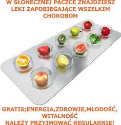 leki ze słonecznej paczki