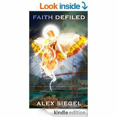 FAITH DEFILED is the fourteenth book in the Gray Spear Society series which began with APOCALYPSE CULT. Angels with fiery wings are flying over San Francisco. Crowds of tourists have seen them, and millions of people are talking about them. Marina and her team of legionnaires must determine if the angels are a threat in disguise. If she doesn't unravel the mystery quickly, a deadly disaster will strike the Bay Area. Places In Chicago, Secret Organizations, The Dark World, Bay Area, Apocalypse, Mystery, San Francisco, Angels, Wings