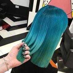 hair by @hattie_stokes #alternativexfashion
